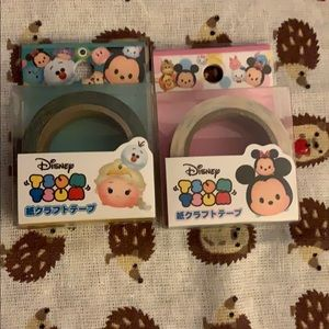 Disney Washi Tape from Japan